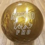 BRUNSWICK VINTAGE GOLD RHINO PRO- NBS11039