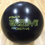 BRUNSWICK POWER GROOVE PARTICLE- NBS49073