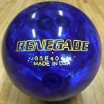 BRUNSWICK RENEGADE BLUE PEARL- NBSE4041
