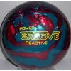 BRUNSWICK POWER GROOVE RED/TEAL-NBSX6098
